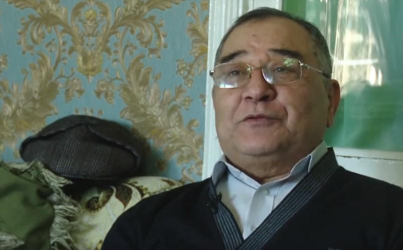 Махамаджан Абдужапаров — Правозащитник, который любит цветы!