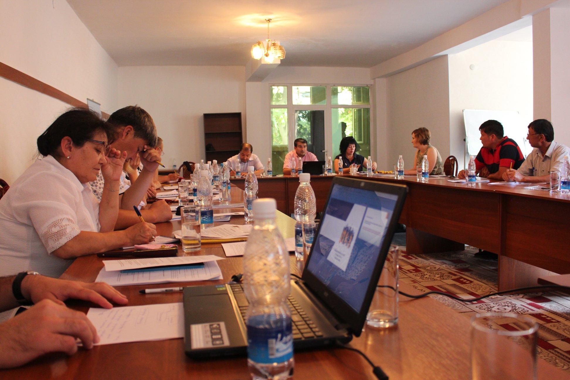 «Жизнь без дискриминации на юге Кыргызстана»