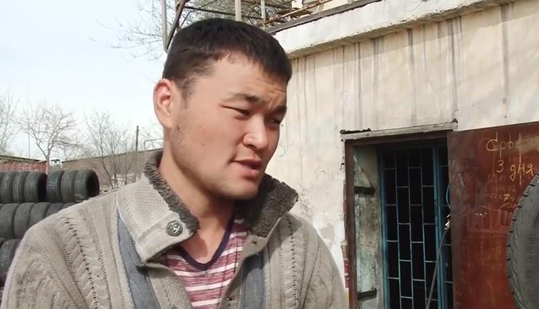 24-летний Тахиржан впервые в жизни получит паспорт.