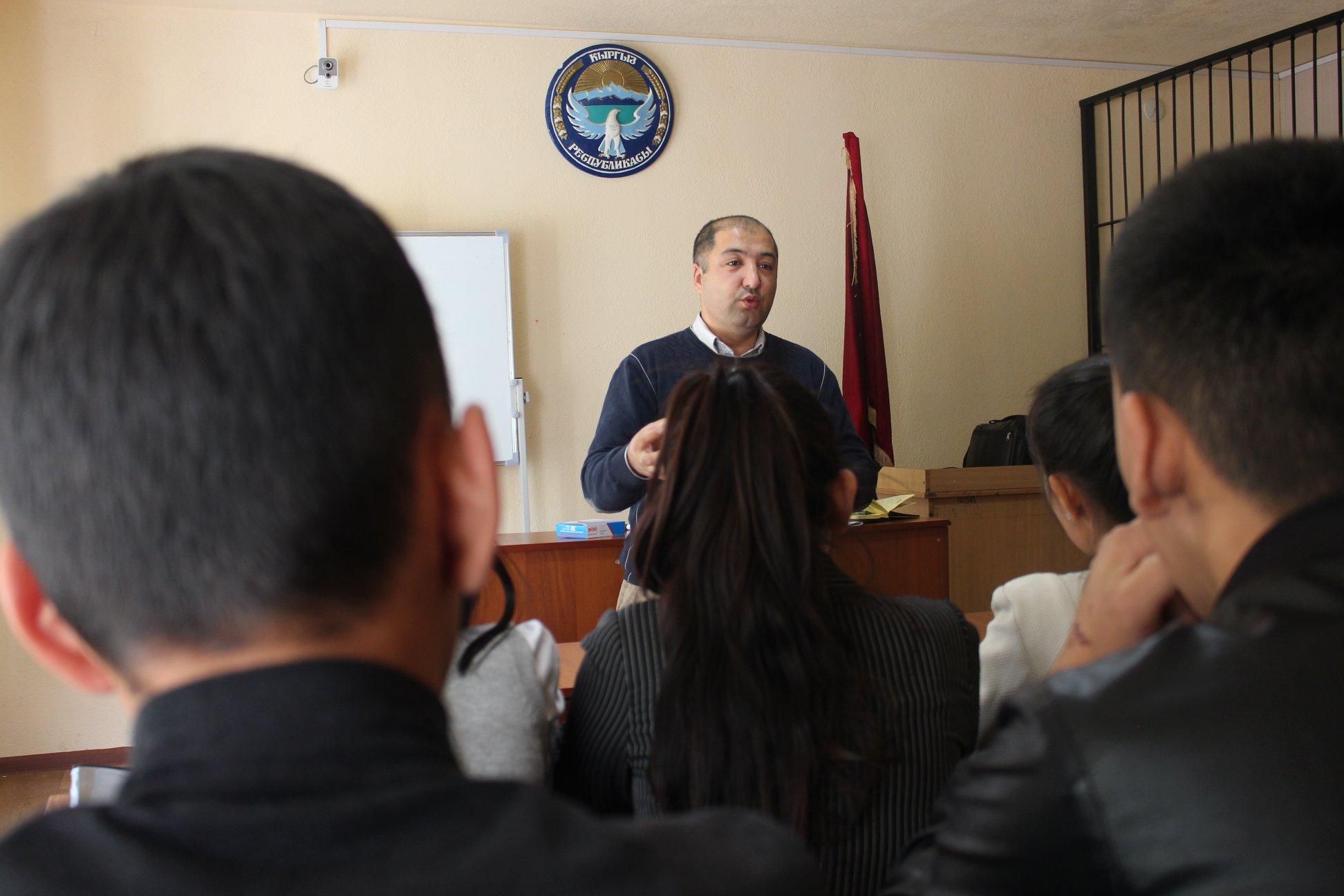 «Азбука права 2019″второе лекционное занятие по конституционному праву